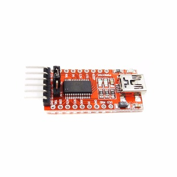 FT232RL 3.3 V 5.5 V USB Seri Adaptör Modülü TTL Mini Port